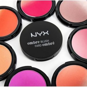 New NYX Ombre Blush 02 Strictly Chic